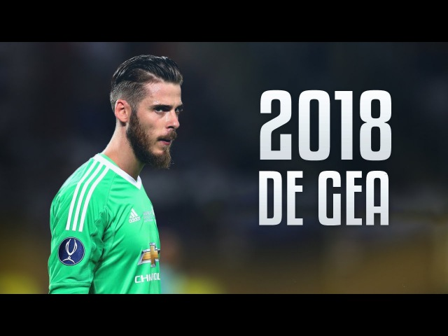 David De Gea - Crazy Saves Show 2017/18 HD