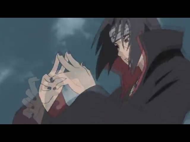 DEAF KEV invincible▶Sasuke vs Itachi▶[Naruto AMV]◀