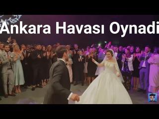 Hakan Çalhanoğlu Düğününde Ankara Havası Oynadı