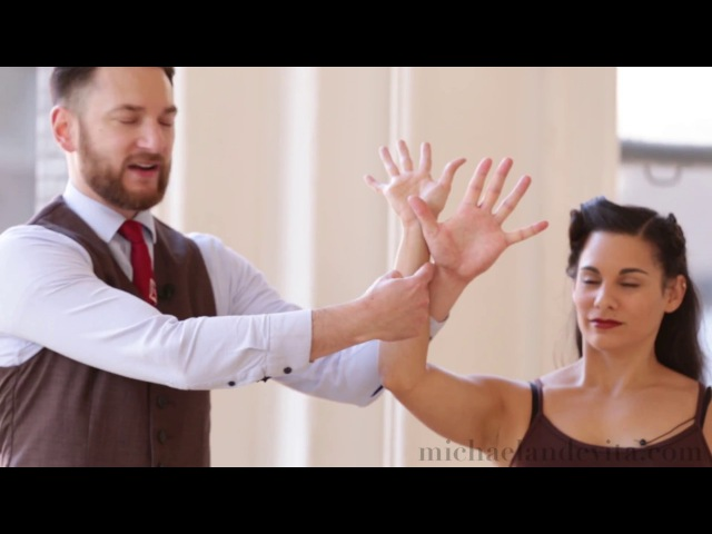 Lindy Hop Lesson: Tuck Turn That Travels