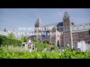 Rijksmuseum's 10-millionth visitor spends the night beneath The Night Watch [extended version]