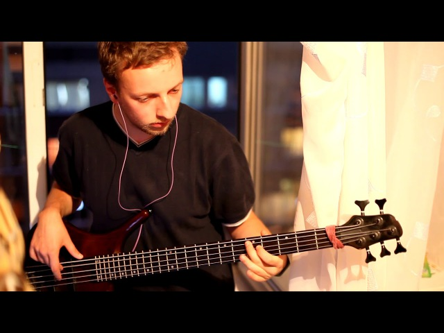 Opeth - hope leaves(bass cover)
