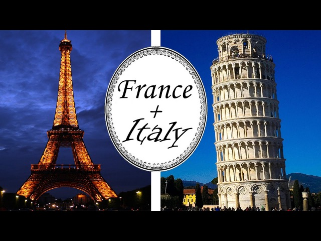 FRENCH Cafe Music ITALIAN Restaurant Music : Romantic French Music / Traditional Music from Italy