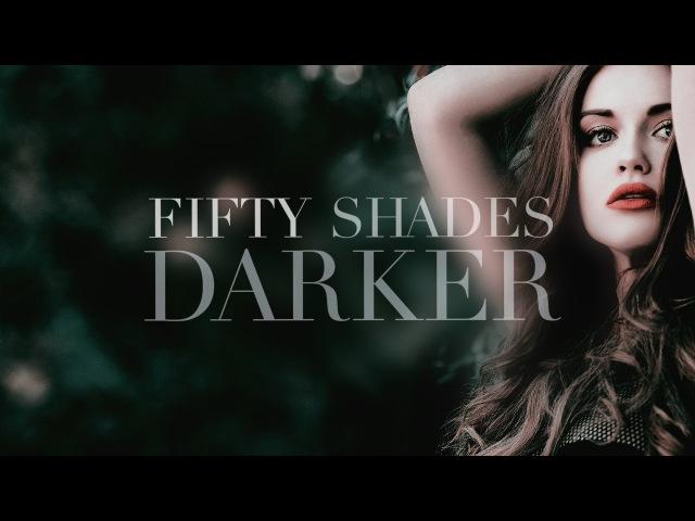 50 Shades Darker - Trailer || Teen Wolf Style