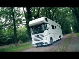 Дом на колесах Mercedes Benz VARIO Alkoven  House on wheels Mercedes Benz VARIO Alkoven
