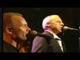 Mark Knopfler, Eric Clapton, Sting &amp Phil Collins - Money for Nothing Live