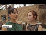 Lorena Comparato e Mariana Vaz comentam relação de suas pers