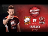 ?Virtus.Pro VS Team Empire? 19:30 DOTA2 LIVE [Dream League 8]