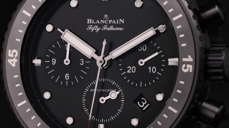 Blancpain - Bathyscaphe Chronographe Flyback (2016)