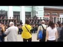 10 июня 2017 Белорусский вокзал. Возрожденный хор им. Александрова