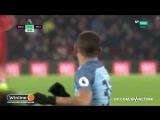 Борнмут - Манчестер Сити 0:2. Обзор матча. АПЛ 201617. 25 тур.
