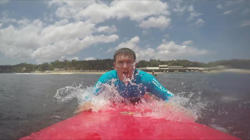 Добрый серфинг. Surfmania/Bali