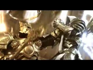 Битва Люцифера и Архангела Михаила - YouTube