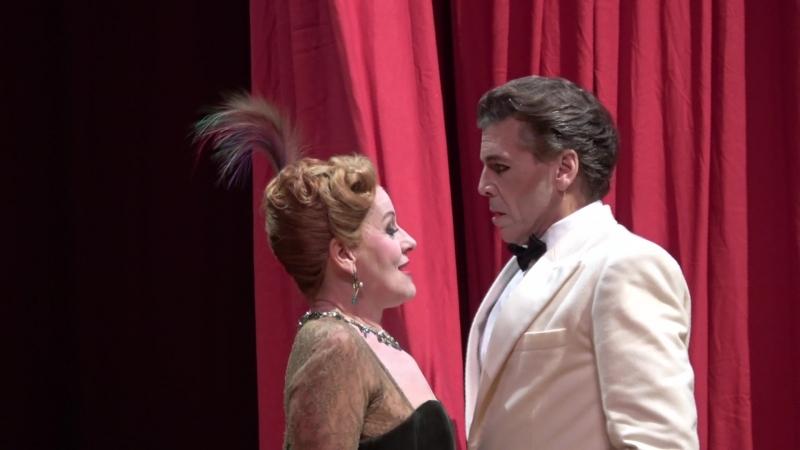 Merry Widow at Opéra national de Paris. Part III.