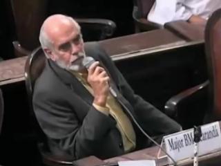 Ex-major Valter da Costa Jacarandá diz que é fato que no DOI-CODI havia choque elétrico e pau-de-arara