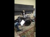 Репетиция для ТНВ ,Арслана