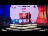 Dance FM UAE Best International Dj Set Award - Tiesto (30.03.2017)
