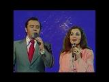 Мне приснился шум дождя - Надежда Чепрага и Виктор Коннов (Песня 77) 1977 год