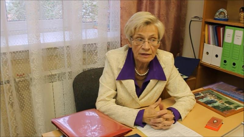 Алексеева Нина Ивановна. Отличница народного просвещения