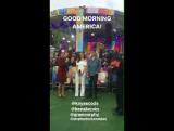 Instagram Stories  Good Morning America #3 (26.05.17  KirinBhatty)