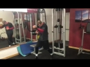 Тренировка на физуху Сергея Ковалева в рамках подготовки к бою с Вячеславом Шабранским.