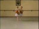 Пуни балет Ундина, 4 8 А класс Вагановки 2009 Двойка из балета Наяда и рыбак