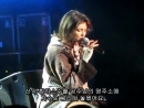 [Live] Мельница - Королевна (15.01.10) (kor sub)
