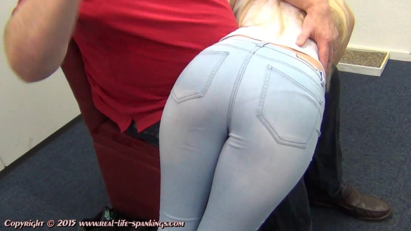 Real life spankings