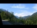 После экспедиции катаемся по достопримечательностям и наслаждаемся крастотами Абхазии, 2016 год