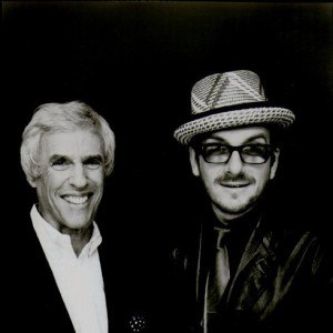 Elvis Costello with Burt Bacharach