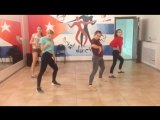 Jazz-funk choreo by Ksenia Smetana | Dj Khaled - Shining