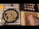 Фаршированные шампиньоны - самый простой и вкусный рецепт от Мармеладной Лисицы. Stuffed Champignons
