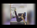 Crazy fighting girls - flexible and strong _ female fitness moments 2017