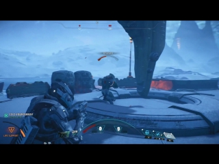 Mass Effect Andromeda - Боевой Геймплейный Трейлер