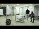 Магнитный генератор ротовертер на 10 квт Слабодяна Андрея