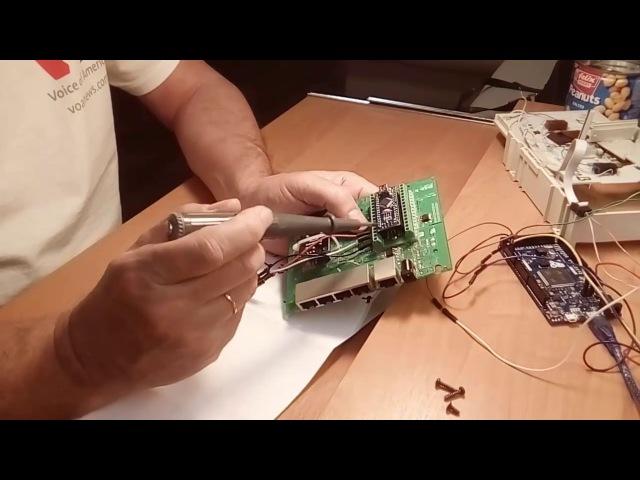 FlProg - азы конструирования программы для контроллера Ардуино