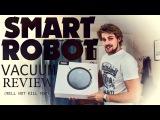 ILIFE A4S SMART ROBOTIC VACUUM Cleaner Unbox &amp REVIEW!