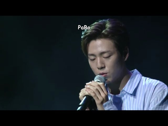 [LIVE] Lee Hyun Woo - Waiting For You @ Mini concert tvN The liar and his lover