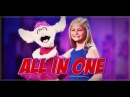 Darci Lynne - Winner of Americas got Talent 2017 - All Performances Judges Commentaries