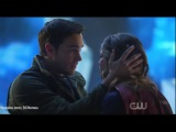 Mon El Leaves Kara and goes with his mother  Supergirl 2x17 Distant Sun