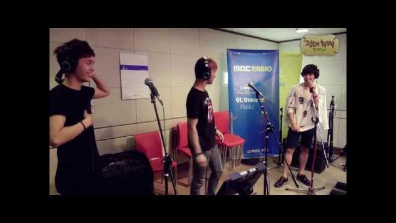 정오의 희망곡 김신영입니다 - MBLAQ - It's War, 엠블랙 - 전쟁이야 20130618