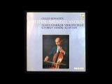 Chopin, Cello Sonata In G Minor Op 65 , Janos Starker