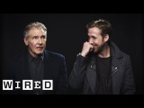 Harrison Ford and Ryan Gosling on Acting, Blade Running, and Their Pecs  Blade Runner 2049  WIRED