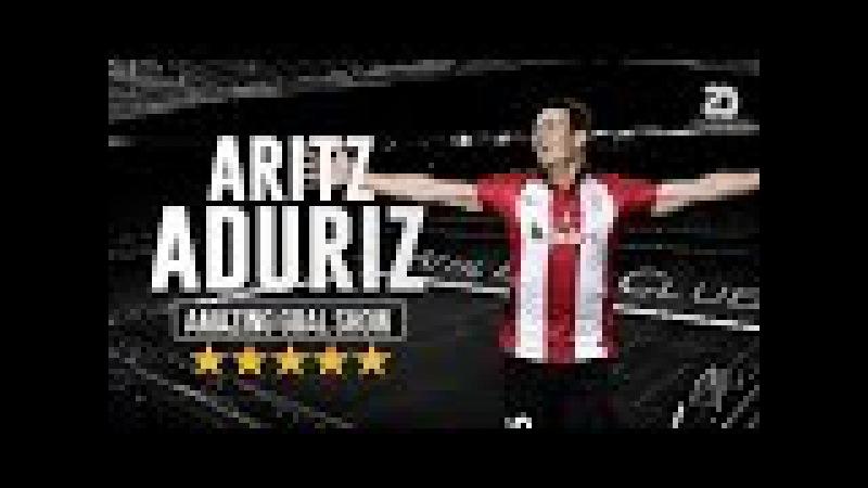 Aritz Aduriz ● Goal Show ● 2015/16 ● Athletic Bilbao