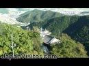 Gifu Castle A Walk Up Mt. Kinka 岐阜城