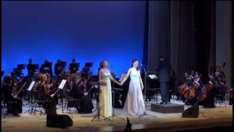 JazzOpera Time to say goodbye - O.Godunova, E.Lekhina