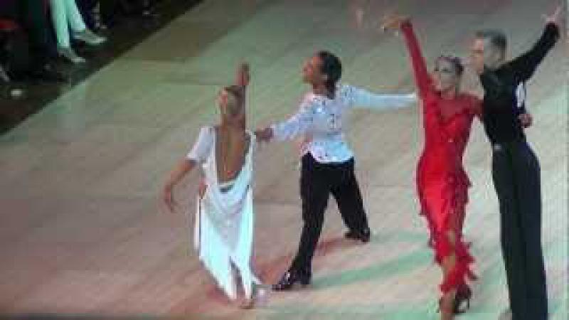Blackpool Dance Festival 2012 Rumba semi-final Amateur Latin Pasha Pashkov and Daniella Karagach
