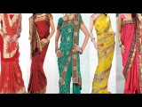5 Different Ways of Wearing Saree For Wedding to Look Slim &amp Tall Tips &amp Ideas to Drape Saree Pallu