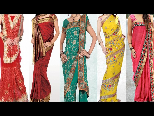 5 Different Ways of Wearing Saree For Wedding to Look Slim Tall |Tips Ideas to Drape Saree Pallu