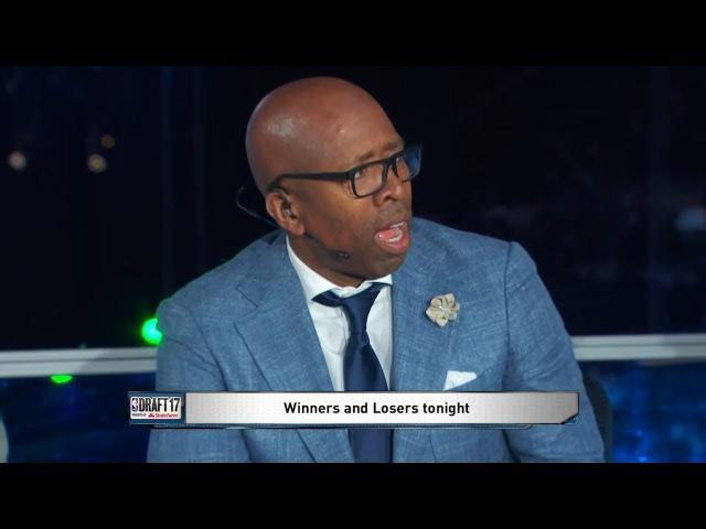 Winners Losers of 2017 NBA Draft